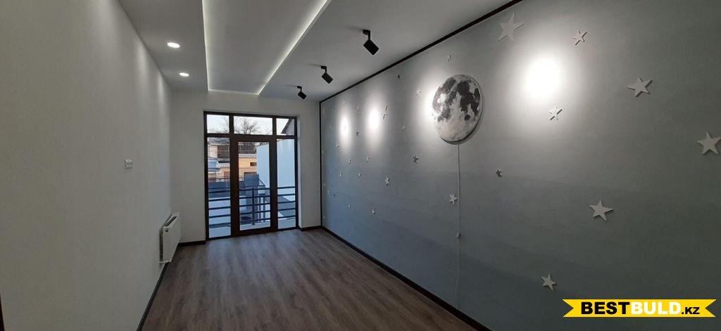 Ремонт квартир под ключ Алматы ( наши работы)