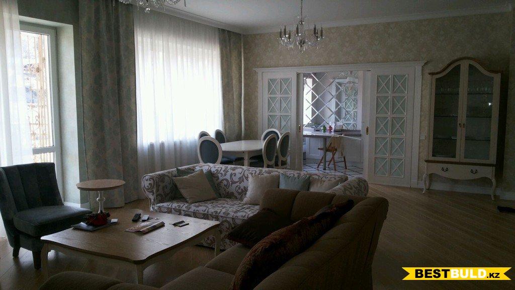 Фото ремонта домов в Алматы