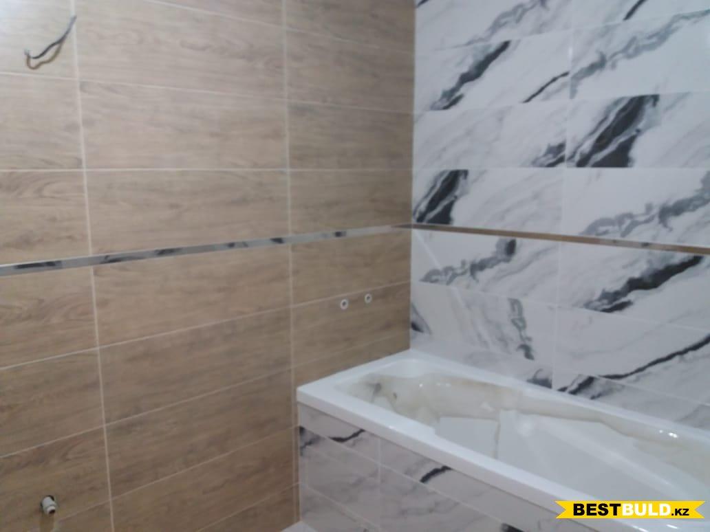 Ремонт ванны под ключ Алматы